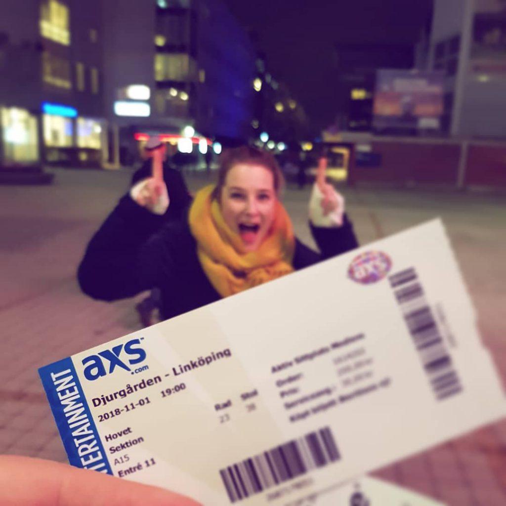 sportwedstrijd stockholm woman