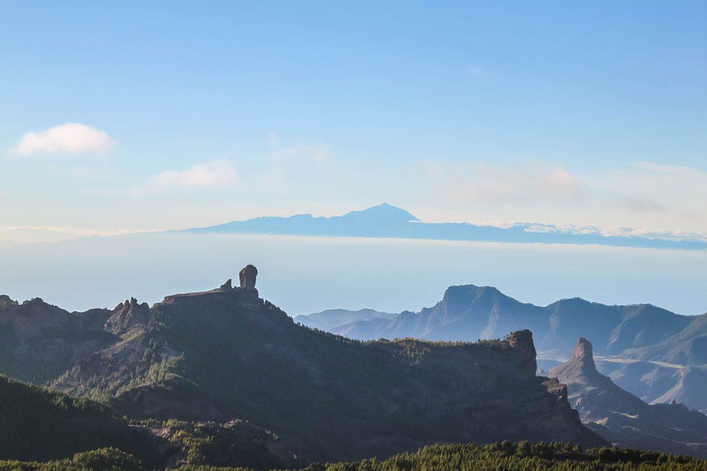 Gran Canaria roadtrip Pico de Las Nieves