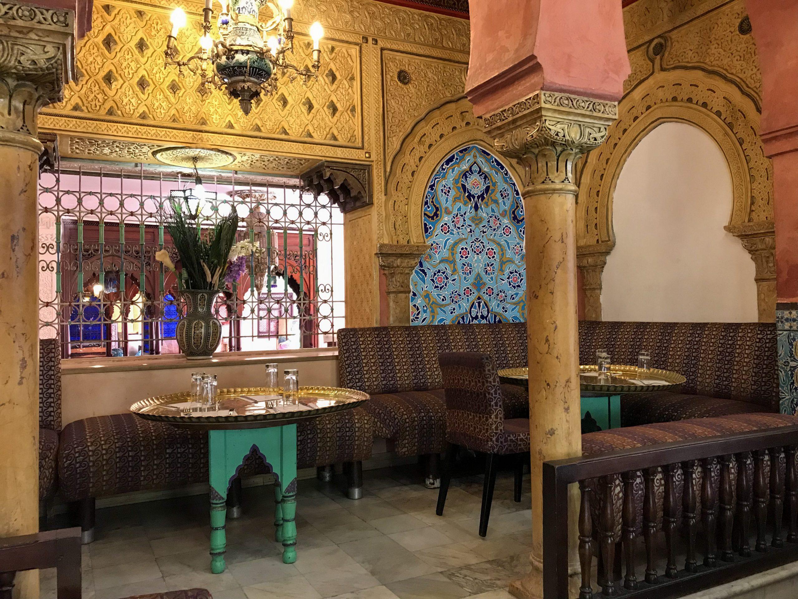 parijs mosquée paris, restaurant Marrokaans
