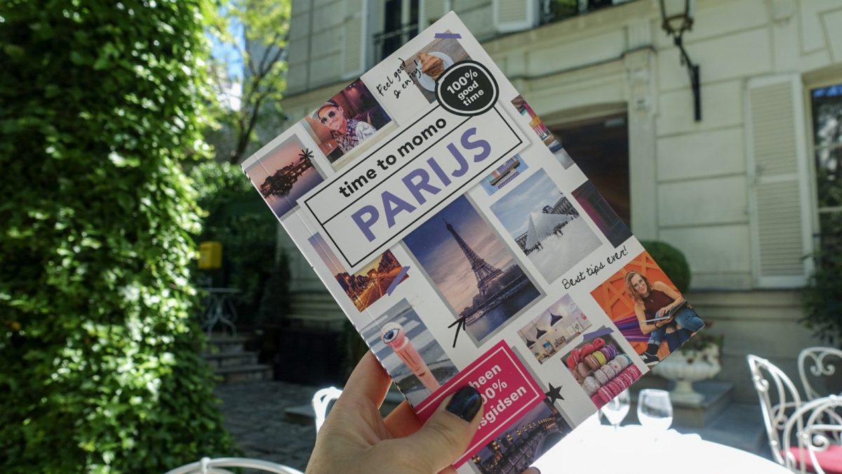 Parijs reisgids hotel particulier montmartre parijs