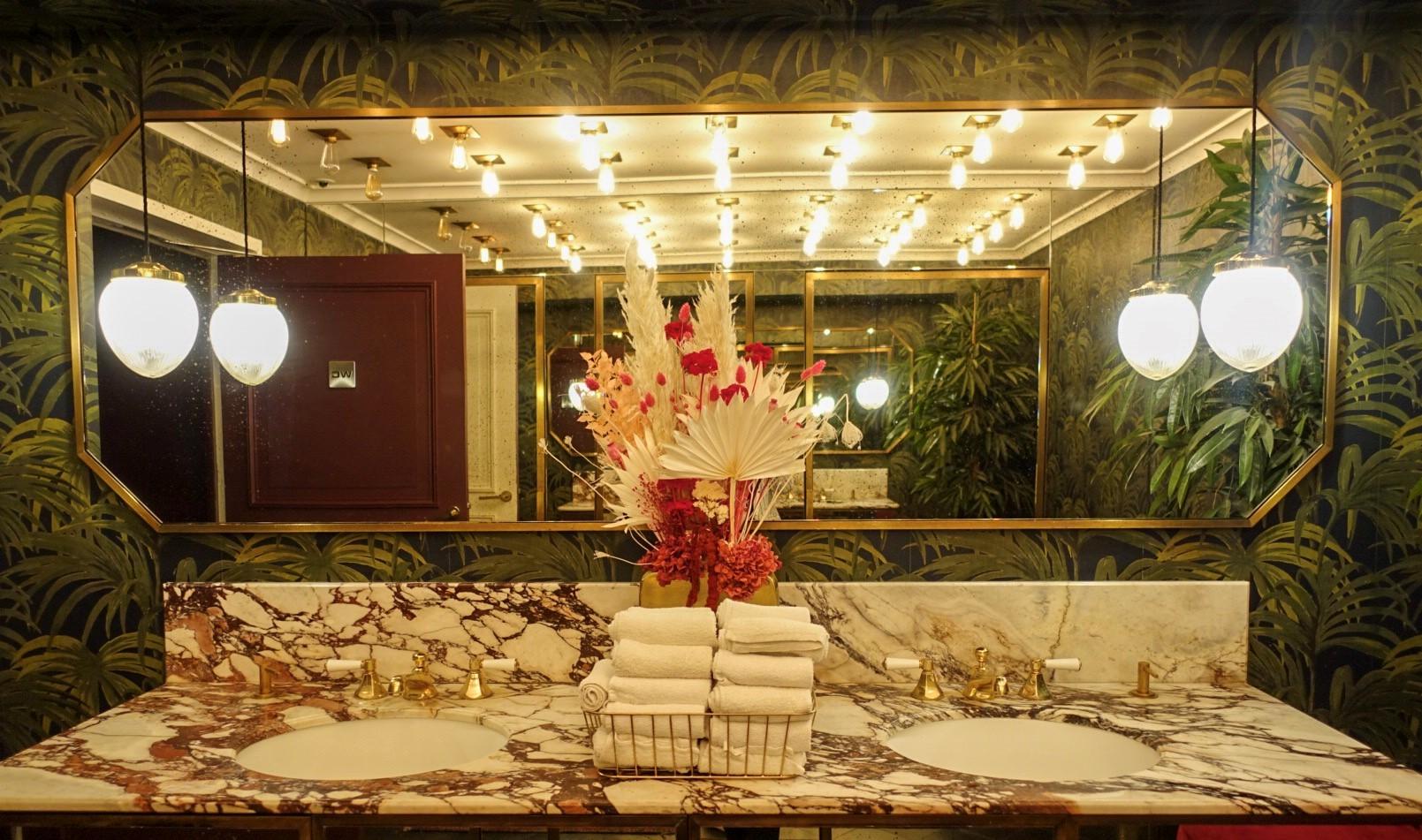 Parijs Interieur Hotel Montmartre Particulier