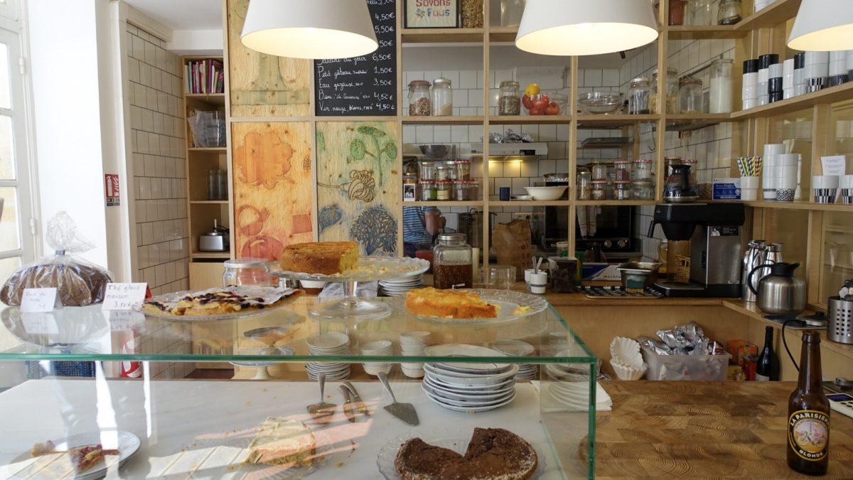 Parijs Eten Cafe Suedois in Parijs
