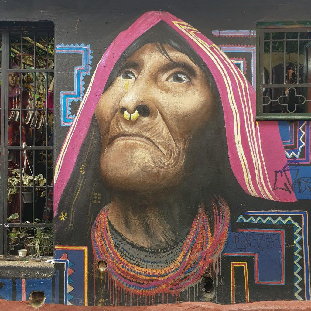 bogota colombia streetart