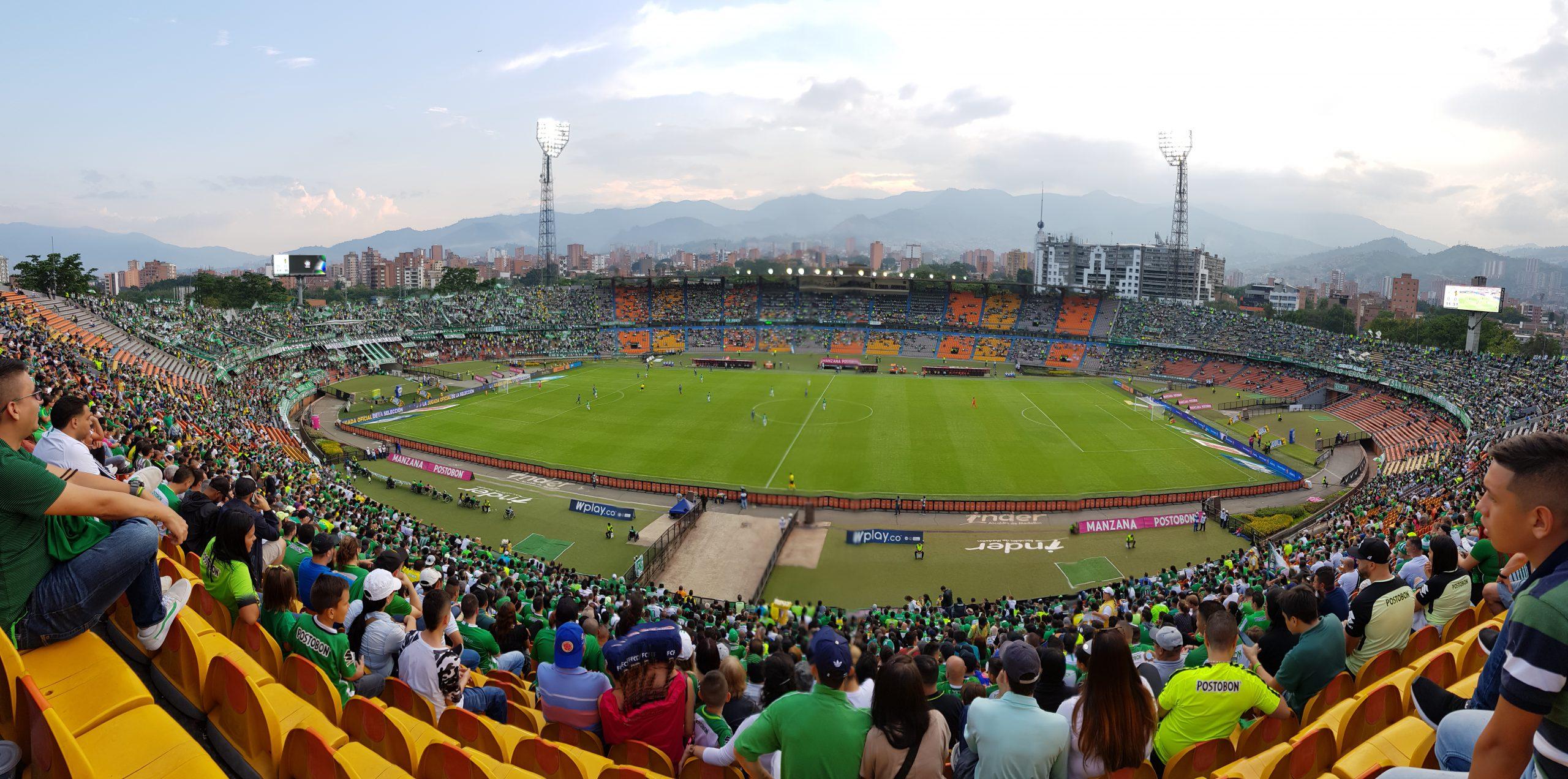 footballgame medelling colombia