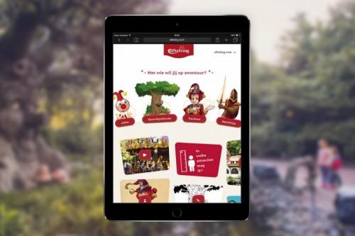 efteling online platform app