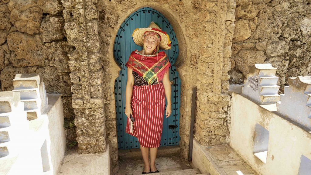 klederdracht Marokko chefchouen