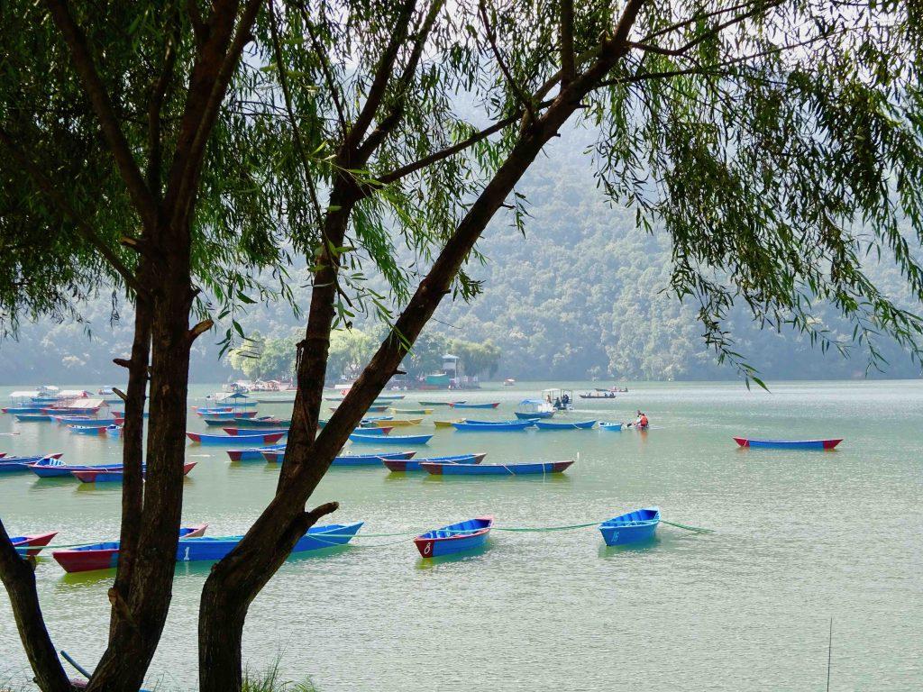 Pakhara lake