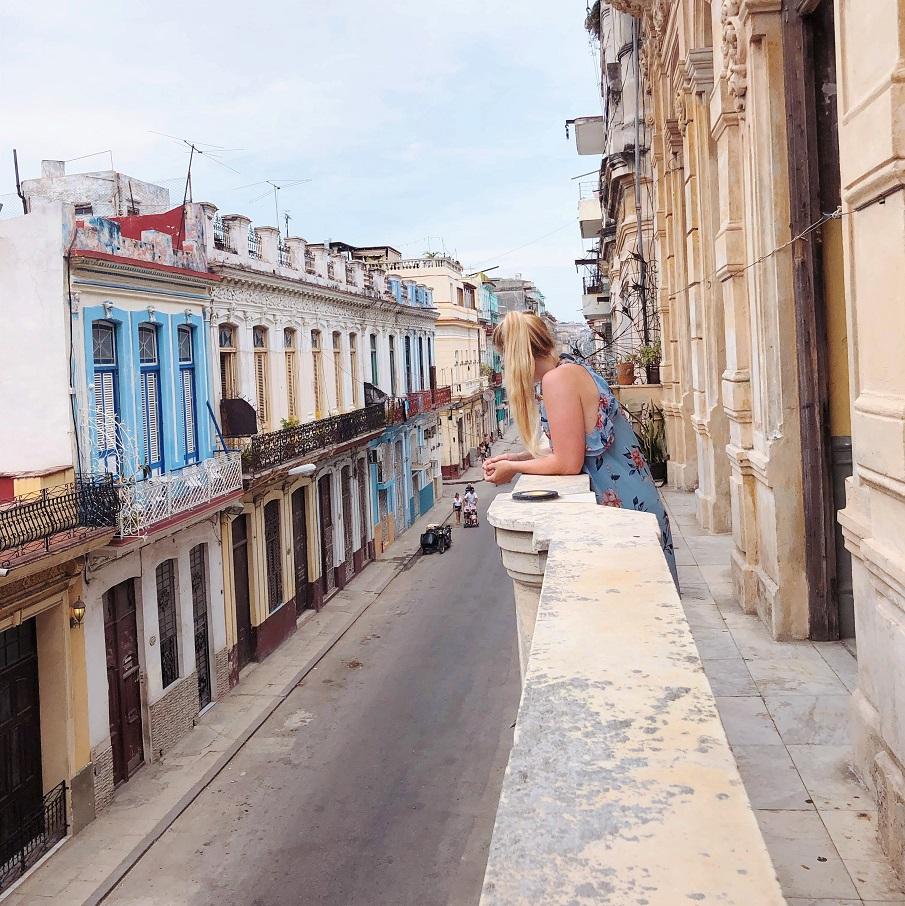 streetview cuba maincity