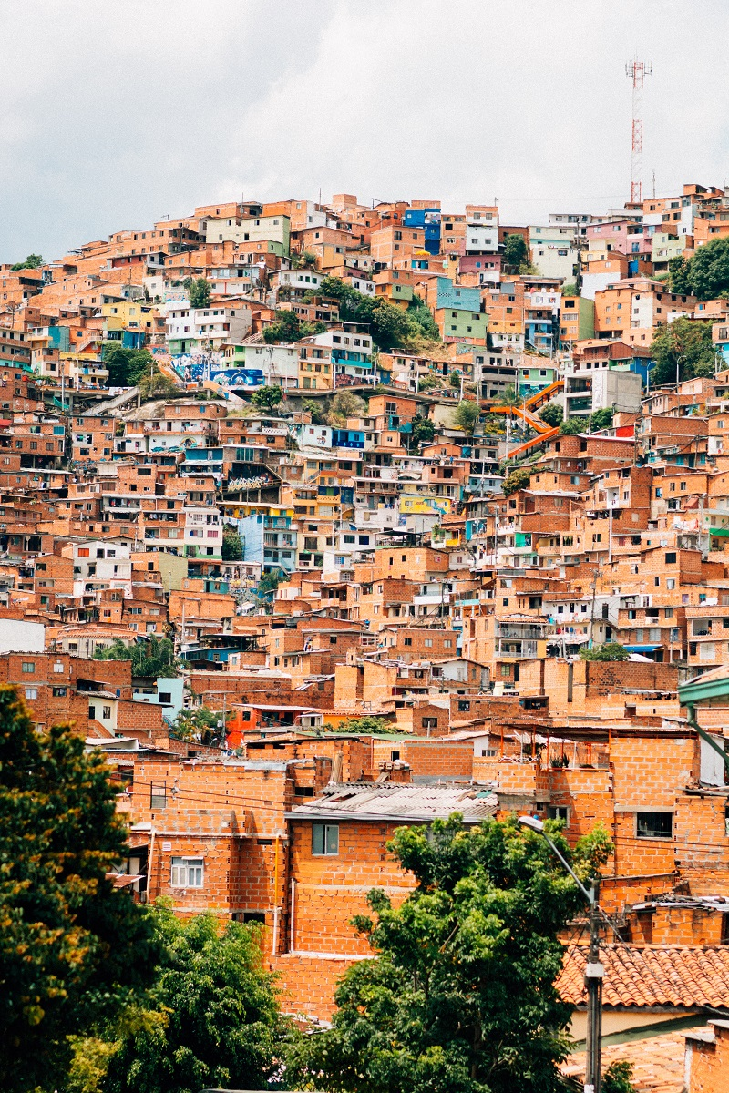 medellin view houses