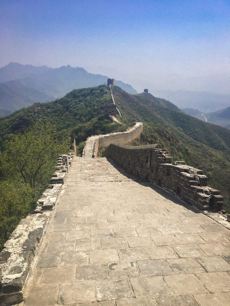 China Chinese muur foto natuur