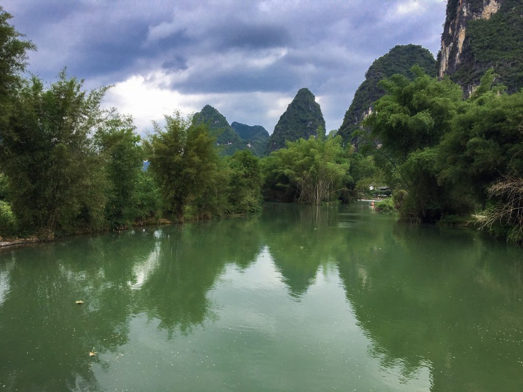 The Li River Yangshuo picture