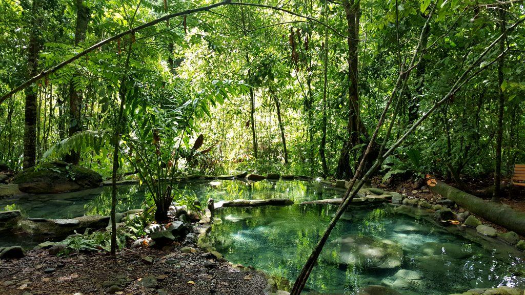 Eco Termales Quepos thermale baden costa rica