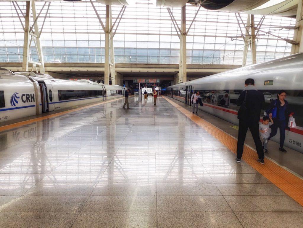 openbaar vervoer china