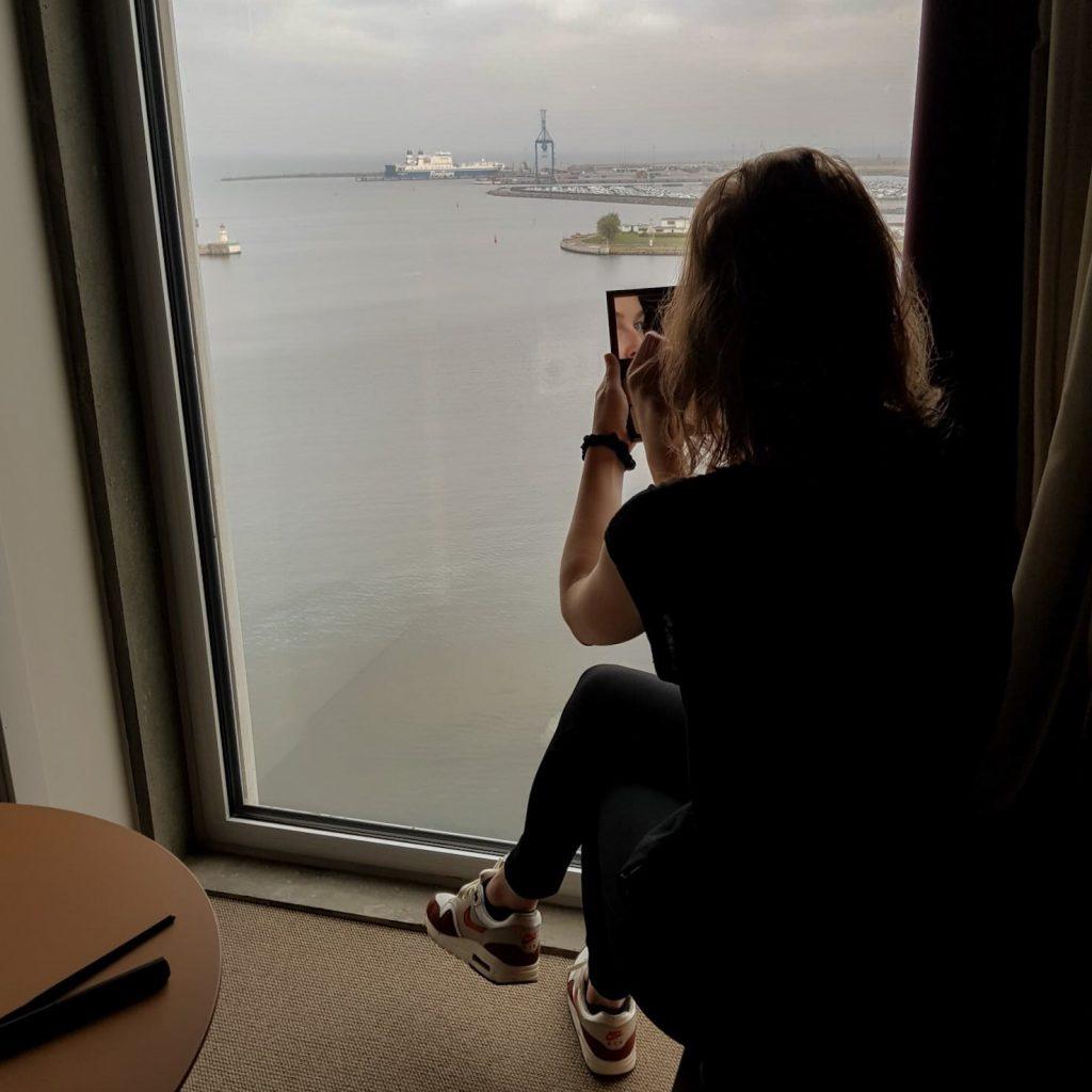 uitzicht hotel malmö