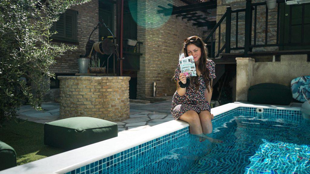 Leuke plekken athene athenian residences zwembad