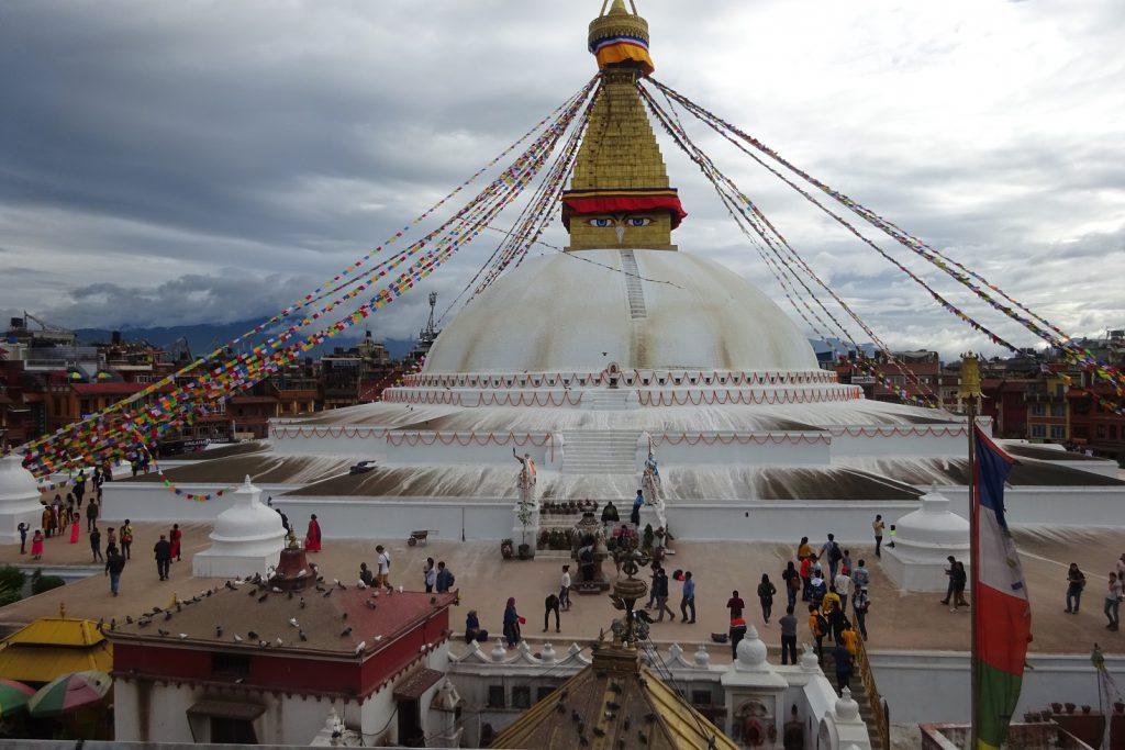kathmanduh tempel Nepal