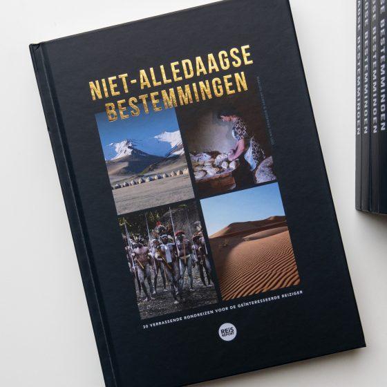 reisboeken niet-alledaagse bestemmingen