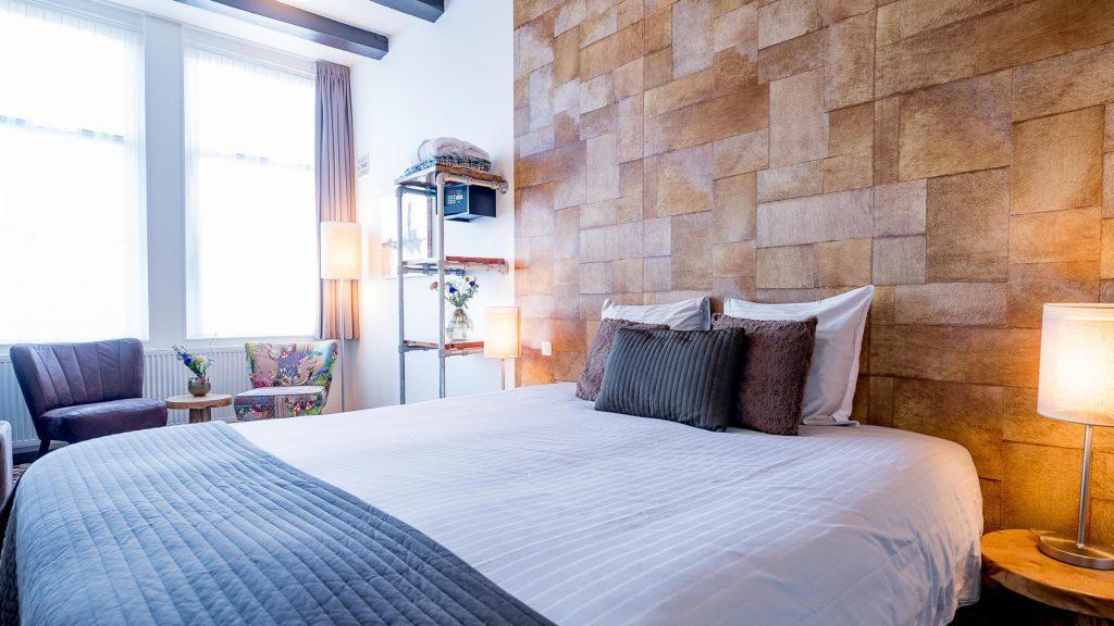 hotel de eilanden Harlingen slapen