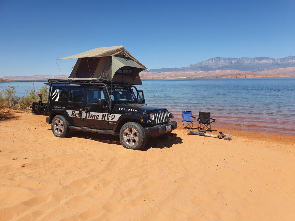 de mooiste campings west-amerika