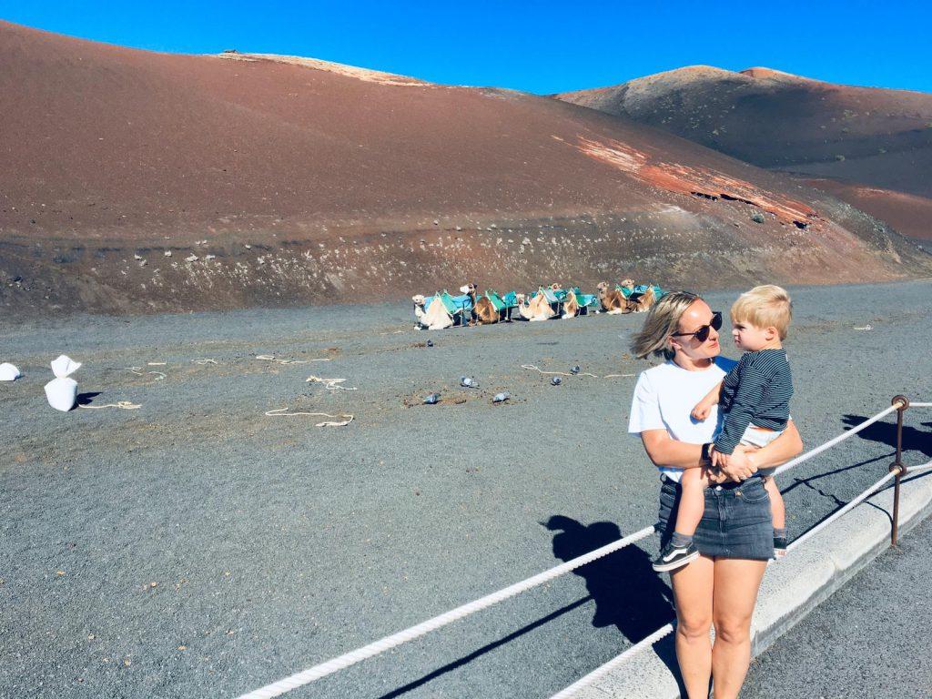 timanfaya national park Lanzarote reistop5