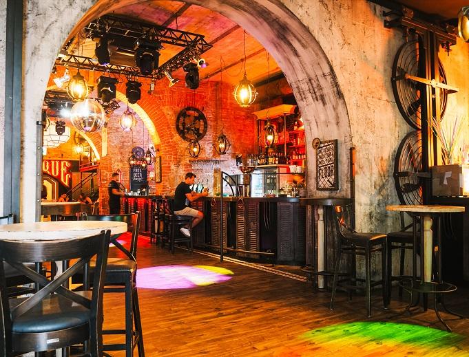 fabrique pub split eten kroatië