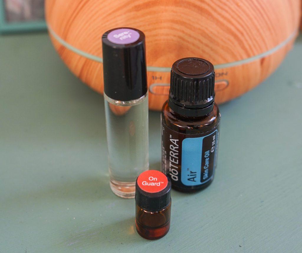 Natuurlijke (beauty) producten Do TERRA essentiële oliën