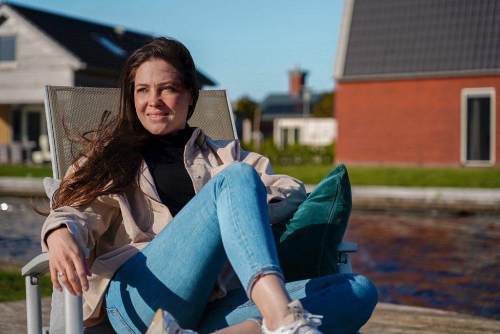 Tusken de Marren recreatiepark Friesland