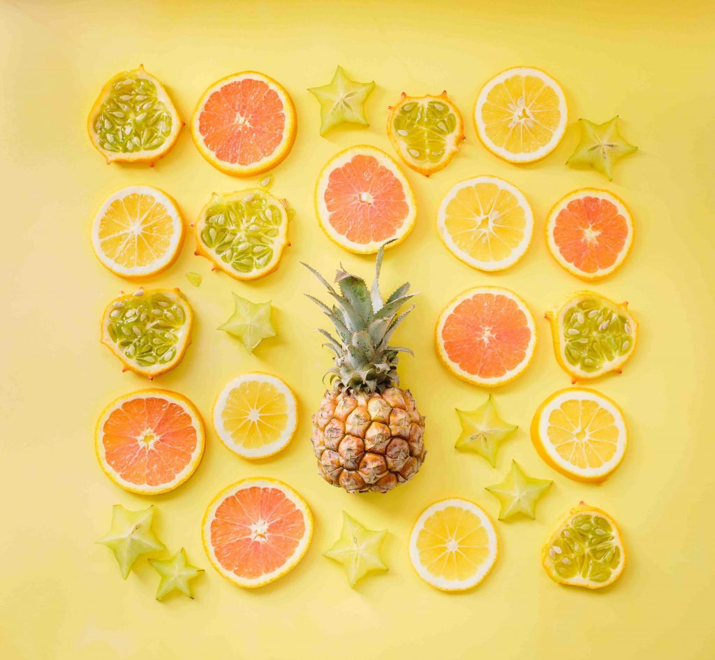 Fruit vakantiegevoel staycation