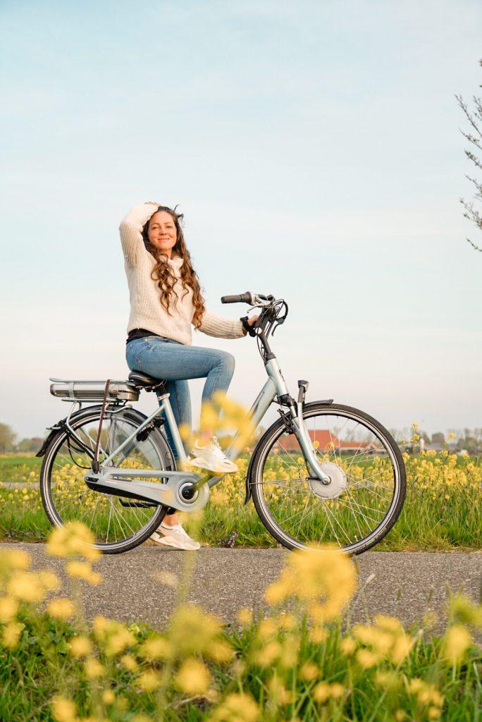 Nijdam fietsverhuur Tusken de Marren