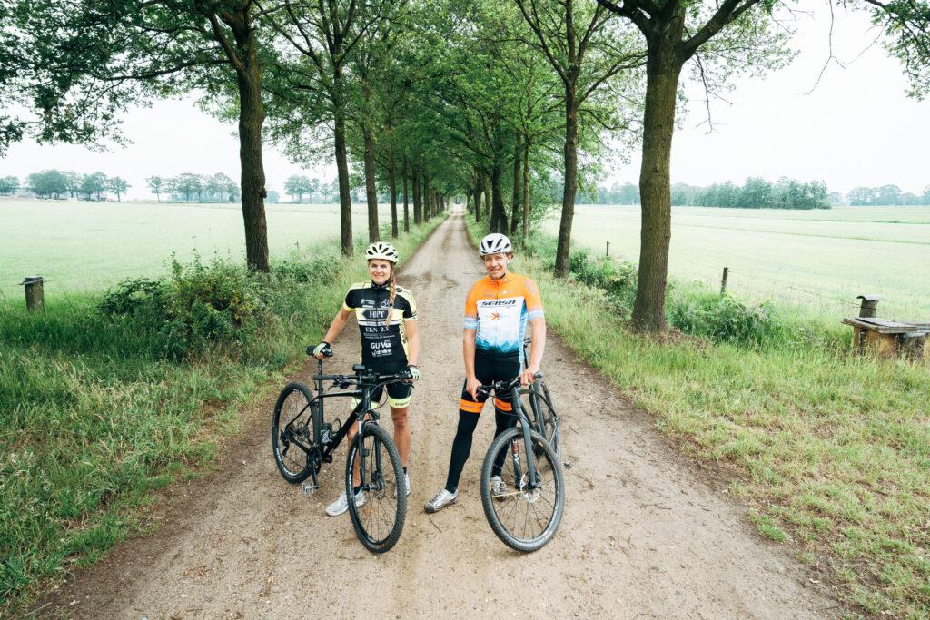 mountainbiken achterhoek Aalten