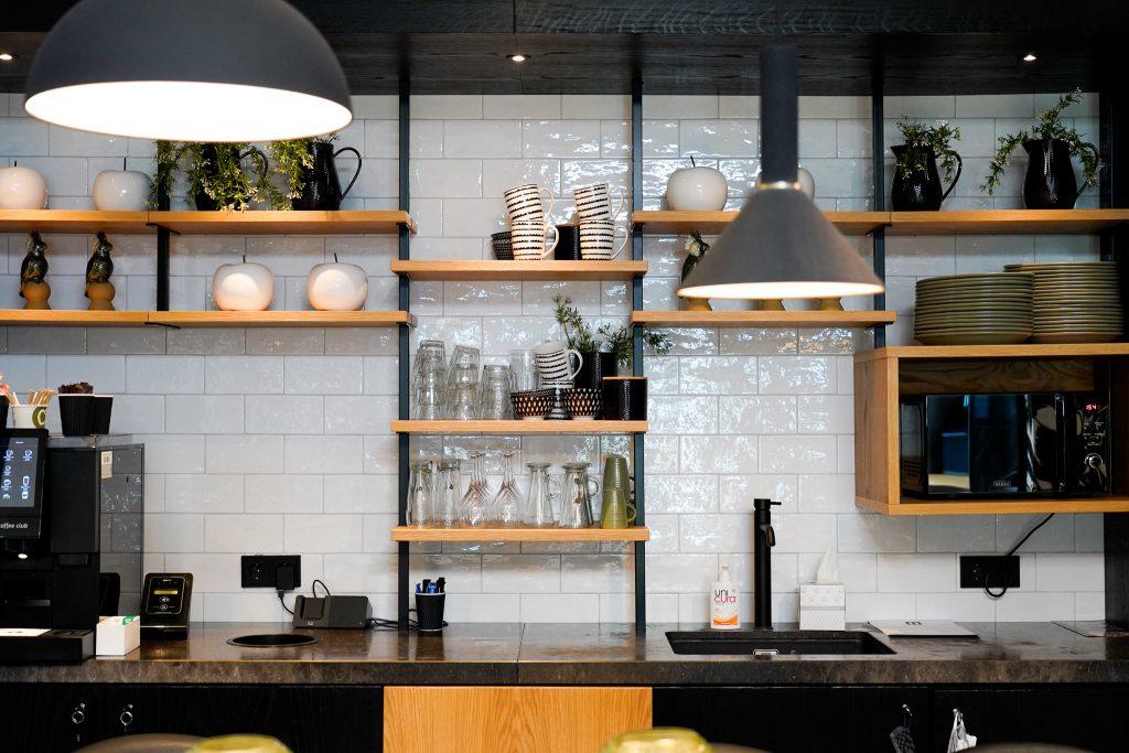 Hotel Bodegraven Kitchen