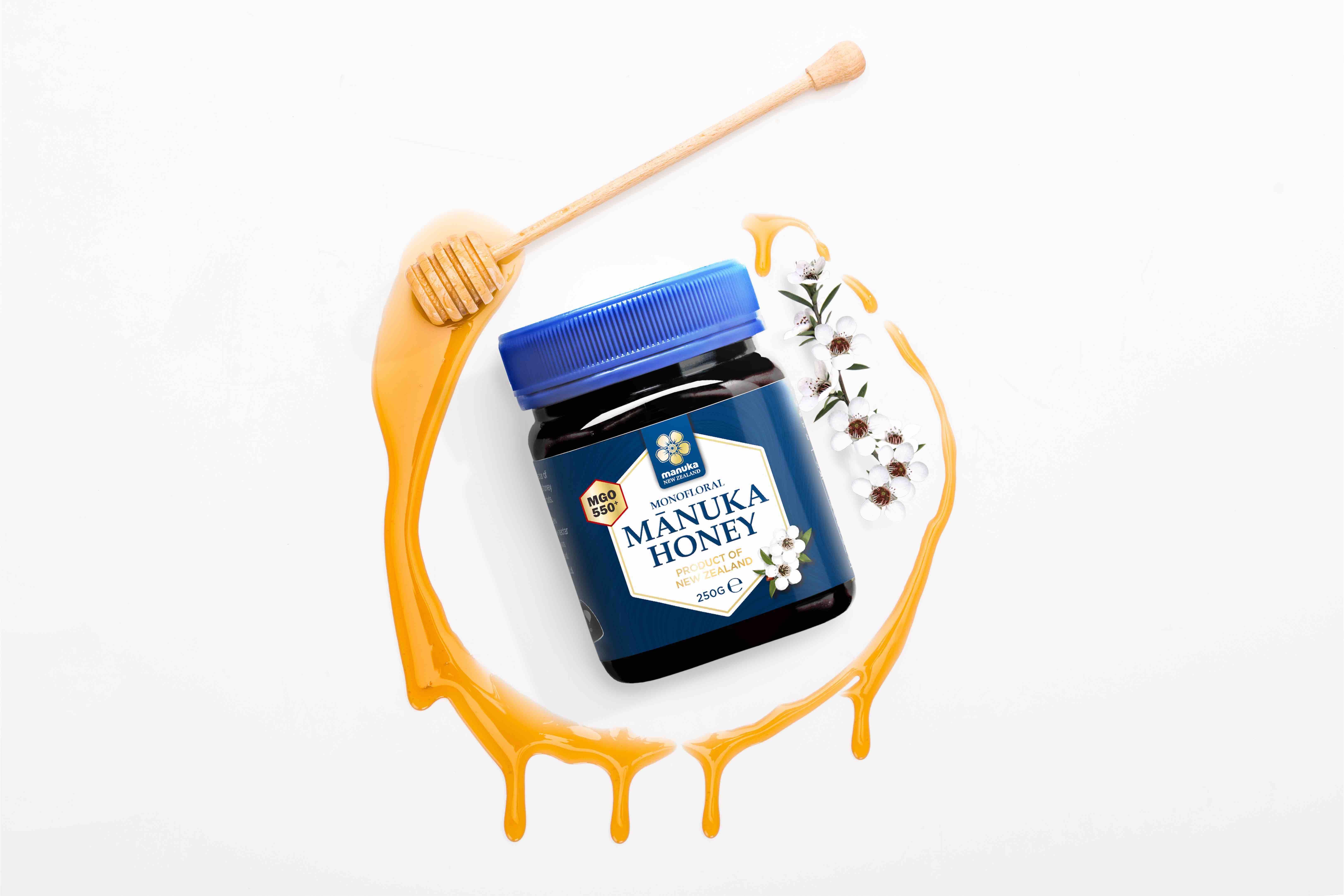 Manuka Honey MGO 550