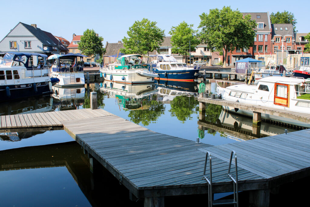 The yard hotel uitzicht haven Veghel