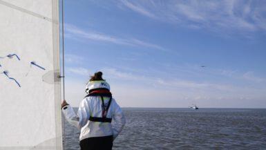 zeilen zeezeilcursus friesland