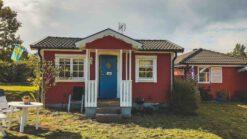 Öland rood huis