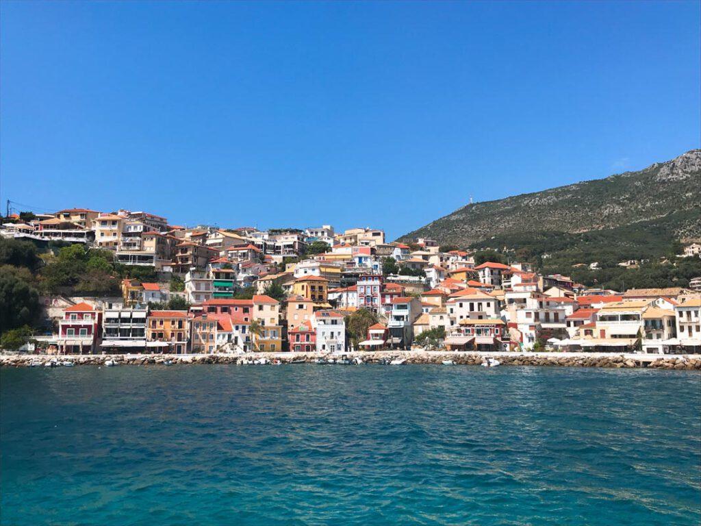 Corfu dagtocht Parga