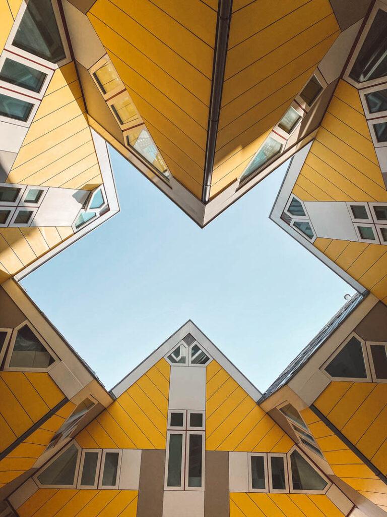 Rotterdam Kubuswoningen