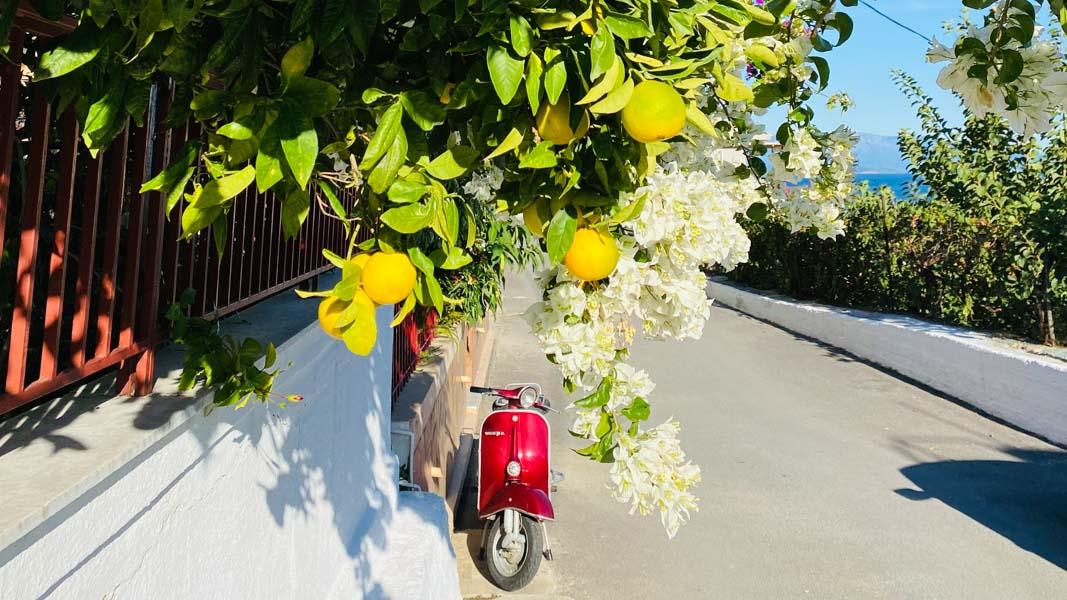 Chios Griekenland