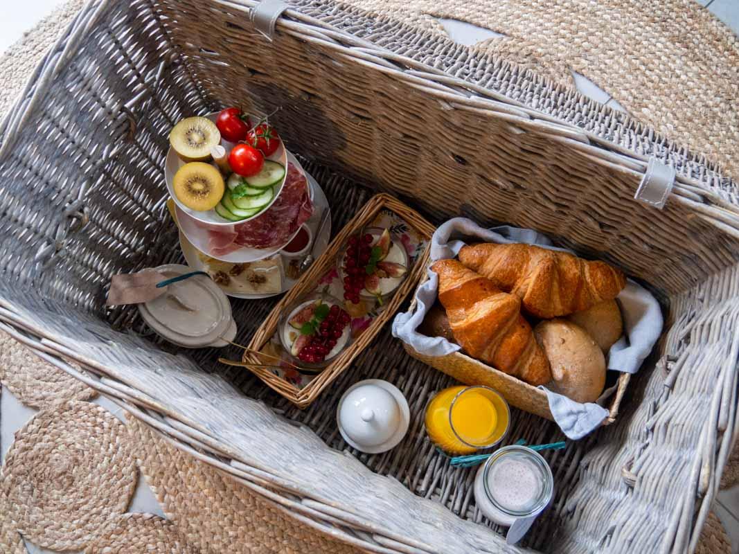 Ontbijt Bed & Breakfast