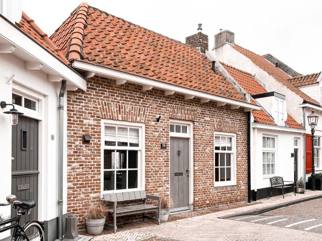 Voorkant Huisje Harderwijk
